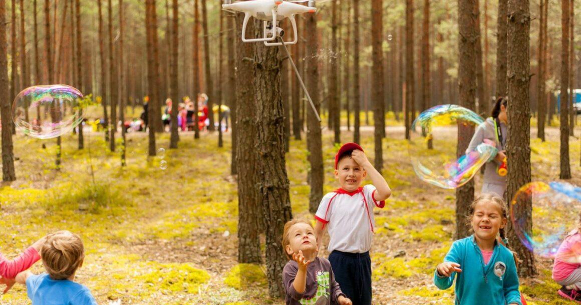 детские мероприятия в клевое место